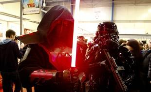 Cosplay Star Wars lors d'un Toulouse Game Show (TGS).