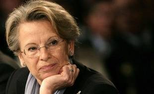 Michèle ALLIOT-MARIE  Garde des Sceaux, ministre de la Justice et des Libertés.