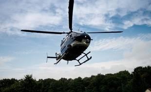 La totalité de l'équipage de l'hélicoptère de la gendarmerie a péri (illustration)./