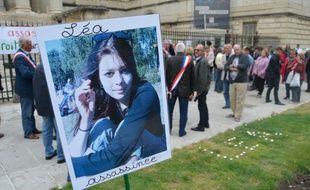 Une manifestation en 2013 en hommage à Léa.