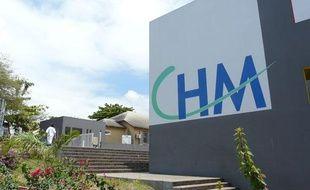 L'hôpital de Mamoudzou, préfecture de Mayotte, le 26 octobre 2011.