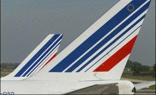 Air France a fermé sa ligne Avignon-Orly, jugée trop peu rentable.