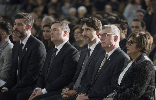 Crash en Iran : «Justice sera faite», promet Trudeau aux familles des victimes