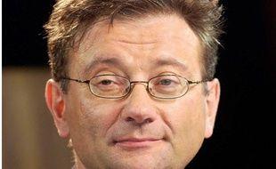Michel Taubmann, journaliste et responsable du bureau de Paris chez ARTE