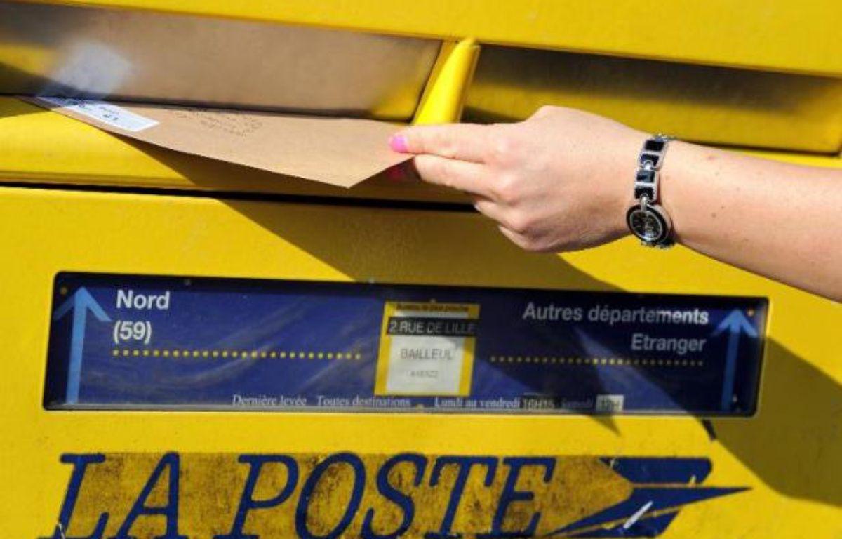 Les lettres postées n'étaient jamais arrivées à leurs destinataires.  – Philippe Huguen AFP