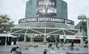 Le salon du jeu vidéo de l'E3 se tient du 6 au 9 juin 2011 à Los Angeles.