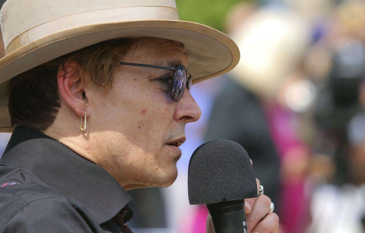 Johnny Depp va mieux et voit des filles  – Stephen B. Thornton/AP/SIPA