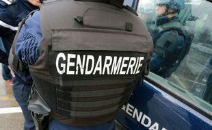 Illustration de militaires du peloton de surveillance et d'intervention de gendarmerie.