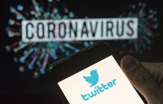 Coronavirus: Quels sont les comptes Twitter «super diffuseurs» de fausses informations en France?