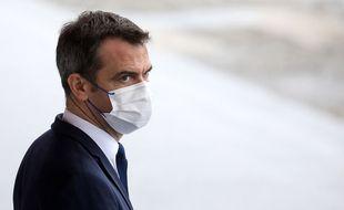 Le ministre de la Santé, Olivier Véran, le 14 juillet à Paris.