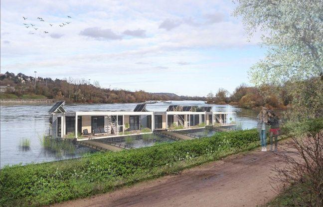 David Kimelfeld propose de créer des logements étudiants flottants dans la métropole de Lyon.