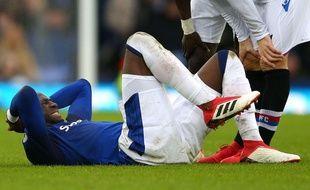 Eliaquim Mangala s'est blessé face à Crystal Palace le 10 février dernier