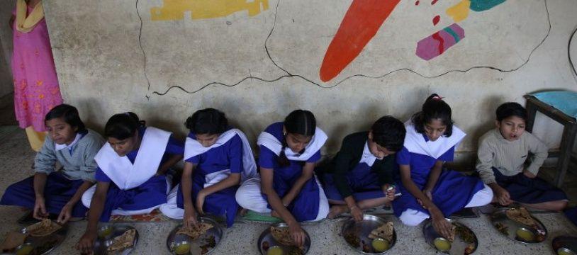 En Inde, une école accueille les enfants séropositifs et leurs mères (image d'illustration).