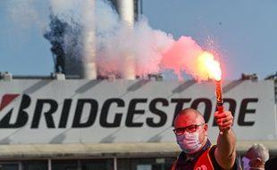 Un salarié de Bridgestone