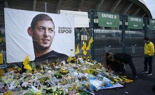 Un hommage à Emiliano Sala