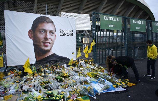 Mort d'Emiliano Sala: Le corps du footballeur sera rapatrié vendredi en Argentine