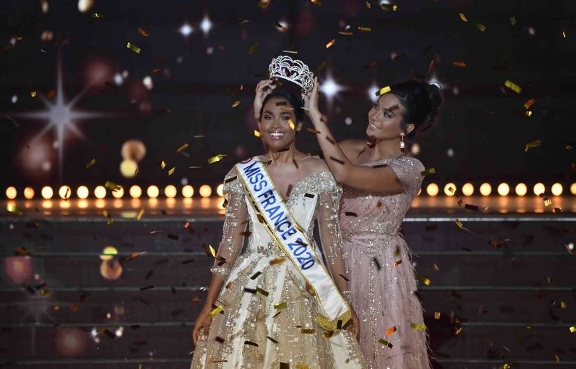 Clémence Botino, Miss Guadeloupe, désignée Miss France 2020