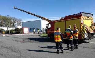 Un accident s'est produit à Bouguenais ce mercredi matin