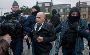 Willy Destierdt a été condamné pour avoir participé à une manifestation interdite à Calais.