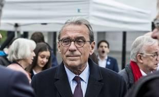 Le maire de Strasbourg Roland Ries. Le 19 mai 2019 à Strasbourg.