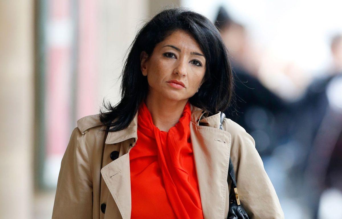"""Jeannette Bougrab, affectée par le décès de son compagnon, Charb, vient de publier son livre, """"Maudites"""". – T.SAMSON / AFP"""