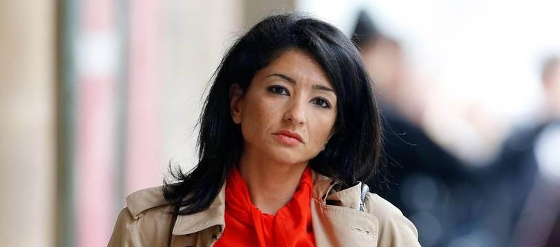 """Jeannette Bougrab, affectée par le décès de son compagnon, Charb, vient de publier son livre, """"Maudites""""."""