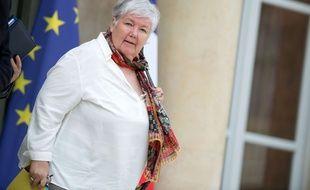 La ministre (Modem) Jacqueline Gourault le 28 juin 2017 à l'Elysée