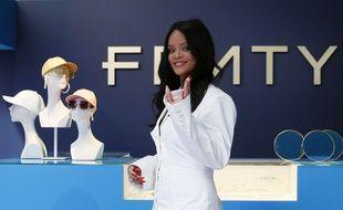 Rihanna a de quoi avoir le sourire.