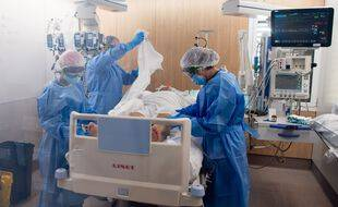 Le nombre de décès recensés l'an dernier dans la région de Madrid, épicentre de la pandémie en Espagne, a bondi de 41% par rapport à 2019.