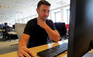 Olivier Besancenot, ancien porte-parole du NPA, en chat à la rédaction de 20 Minutes, le 7 septembre 2015.