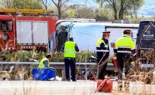 L'accident d'autocar a causé la mort de 14 étudiants étrangers et a fait 43 blessés