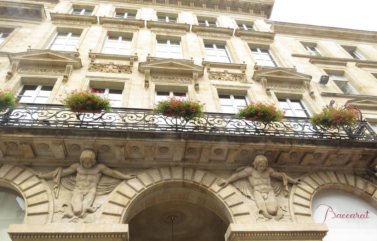 Situé dans le Grand Hôtel de Bordeaux, le Black Diamond est tenu par Lilian Laslandes et Nisa Saveljic.  – Laetitia Dive