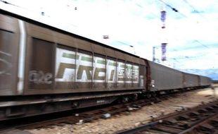 """Le président de l'Autorité de régulation des activités ferroviaires (Araf), Pierre Cardo, estime que les faiblesses du fret ferroviaire en France sont dues surtout à un """"problème de coût"""" et non à l'ouverture à la concurrence."""