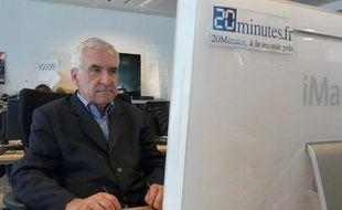 Yves Bertrand, ex-patron des RG