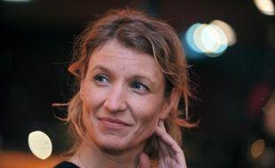 Alexandra Lamy le 13 février 2014 à Rennes