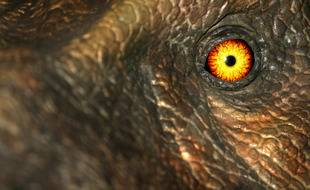 Un modèle de Tyrannosaure (illustration)