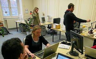 Plusieurs candidats veulent développer les espaces de travail partagés.