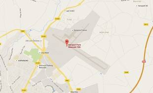 L'aéroport de Paris Beauvais-Tillé, en Picardie.