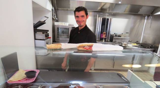 Nantes le kebab chic et di t tique d barque en ville - Formation chef de cuisine ...