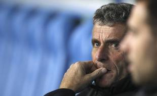 Bernard Blaquart, l'ex-entraîneur de Nîmes.