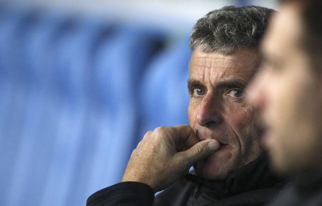Ligue 1 : L'entraîneur du Nîmes Olympique Bernard Blaquart est-il sur le départ ?