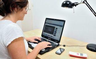 Le secteur du numérique, en pleine expansion en France, pourrait permettre de lutter contre le chômage des jeunes.