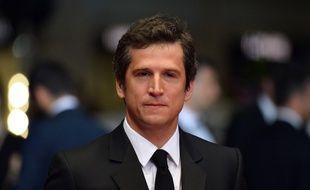 Guillaume Canet au Festival de Cannes, en mai 2014.