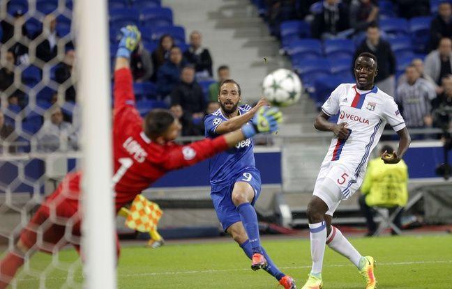 Habitué au niveau CFA jusque-là, Mouctar Diakhaby s'est retrouvé au marquage du buteur de la Juve Gonzalo Higuain à deux reprises en deux semaines.