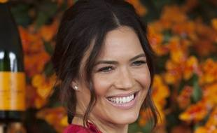 L'actrice Mandy Moore