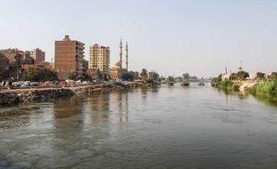 Une vue du Caire
