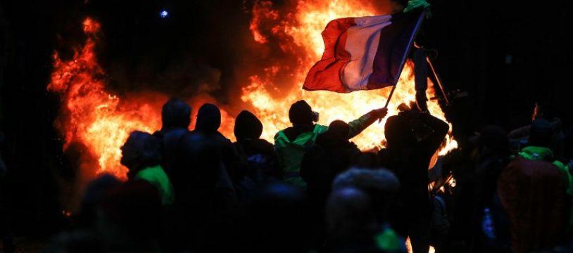 La manifestation des «gilets jaunes» a dégénéré samedi 1er décembre 2018 à Paris