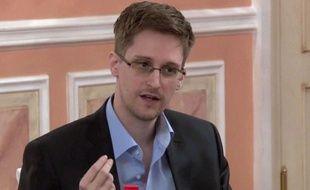 L'ancien analyste de la NSA, Edward Snowden en novembre 2013.