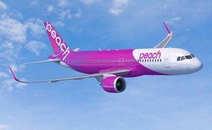 La compagnie low-cost Peach Aviation a commandé 10 A320neo.