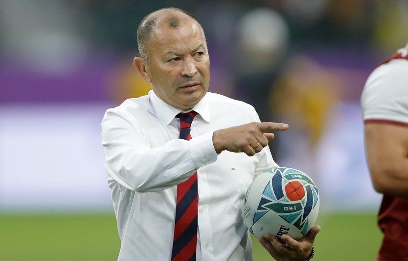 Coupe du monde de rugby : Eddie Jones se plaint d'avoir été espionné à l'entraînement (et se farci les journalistes néo-zélandais)